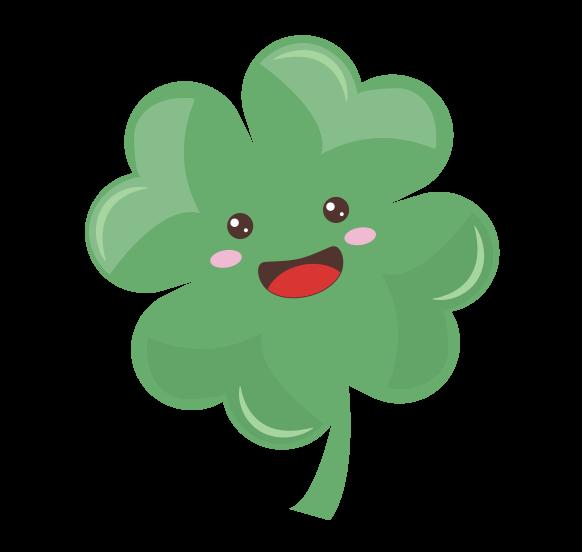 luckycharm app four leaf clover