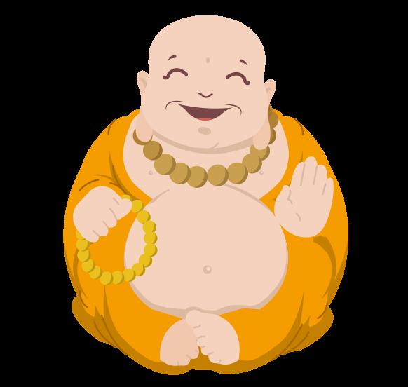 luckycharm app big laughing buddha