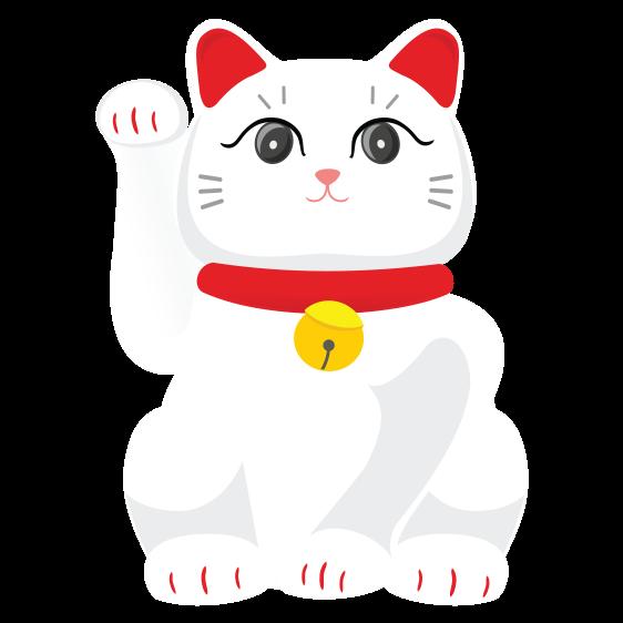 luckycharm app fortune cat